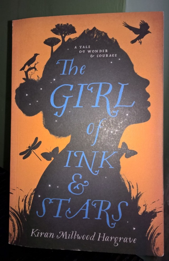 Review The Girl Of Ink Stars Kiran Millwood Hargrave Spot Of